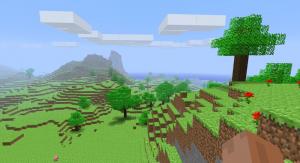 Minecraft by Notch
