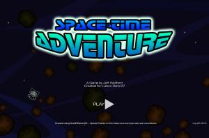 Spacetime Adventure